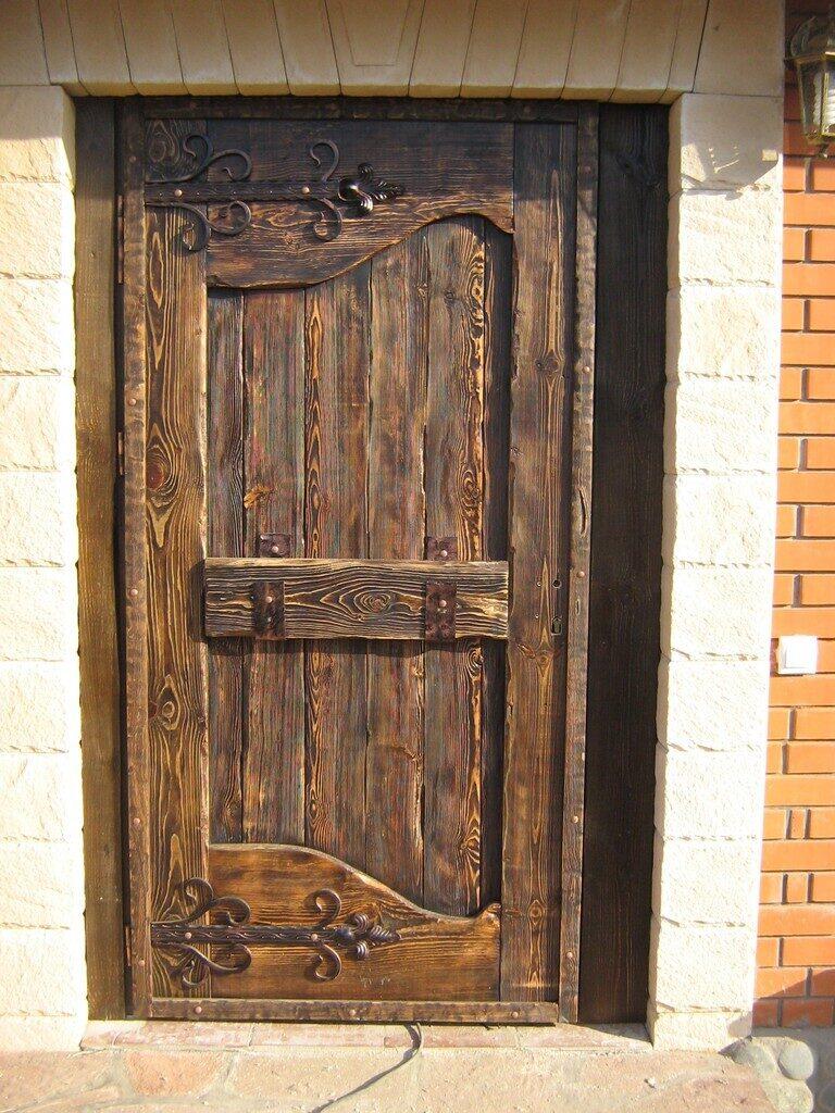 Двери в доме своими руками